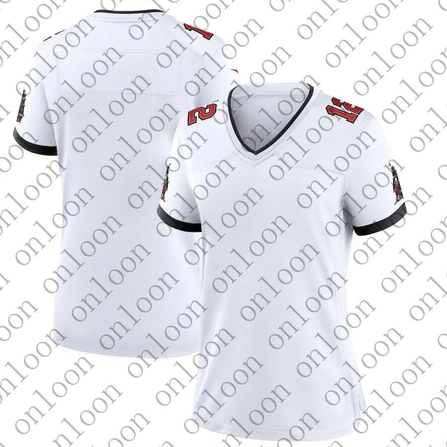 Womens 2020 New American Football Tampa Bay Sport Fans Wear Tom Brady Chris Godwin Mike Evans White Jameis Winston Jerseys