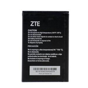 Image 2 - Batería Original Li3714T42P3h765039 para ZTE Blade A3 T220 AF3 T221 A5 AF5 A5 Pro Q3 T230 1400mAh capacidad Real akku