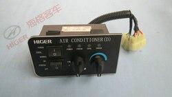 Autobus Higer KLQ6759AR M/T wyświetlacz panelu sterowania klimatyzacją TY08071