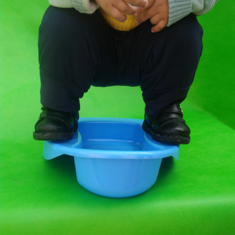 Children Toilet Women's Male Baby Squatting Toilet Practice Training Stool Urinal Old Man Bed Plastic Thick Material Potty