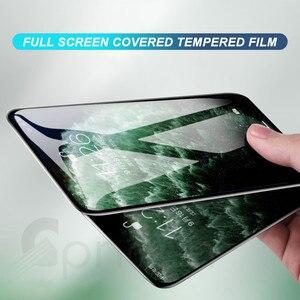 Image 4 - 100D Kính Cường Lực Trên Dành Cho iPhone X 7 8 6 6S 6S Plus Tấm Bảo Vệ Màn Hình Full Cover Có Kính Cường Lực iPhone XR XS 11 Pro Max Phim
