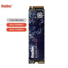 Kingspec M.2 Ssd M2 Pcie Nvme Ssd 1Tb Ssd M2 Nvme Solid State Drive Interne Harde Schijf Hdd Voor laptop Desktop Interne Opslag