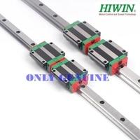 HGR45R 1000C Guide Rail Hiwin GCR15 Material 1000mm Length Guide Rail Linear Bearing