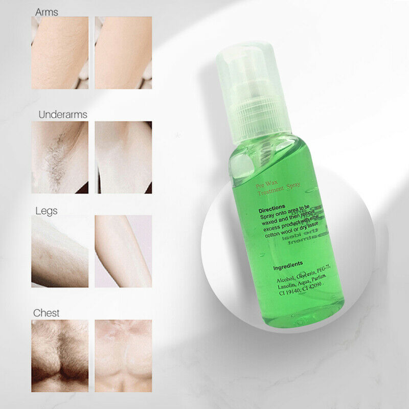 High Quality Hair Removal Spray Painless Depilatory Essential Liquid For Body Leg Armpit 60ml
