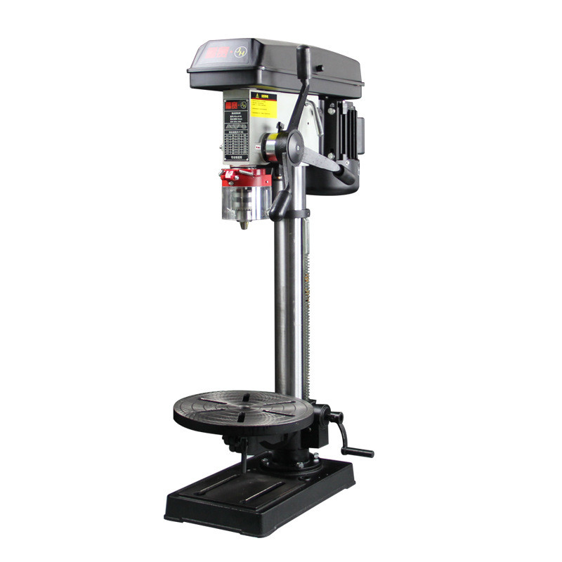 Multi-function Bench Drill High Precision Drilling Machine Industrial Grade Metal Wood Drilling Machine Woodworking Machinery