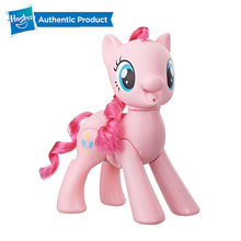 Hasbro My Little Pony Toy Oh Giggles Pinkie Pie 8-Inch Interactive With Sounds And Movement Kids Ages 3 Years Old Up
