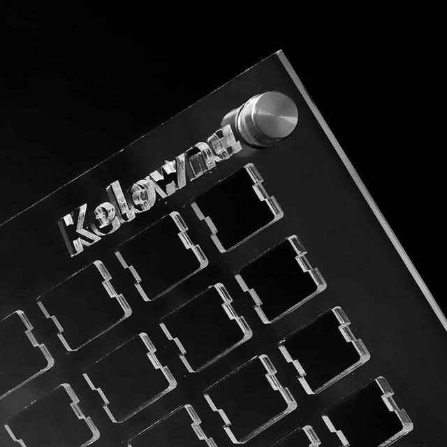 Przełączniki stacji Lube otwieracz do mechaniczne przełączniki w klawiaturze Tester Cherry Outemu Kailh przełączniki Lube Modding Station