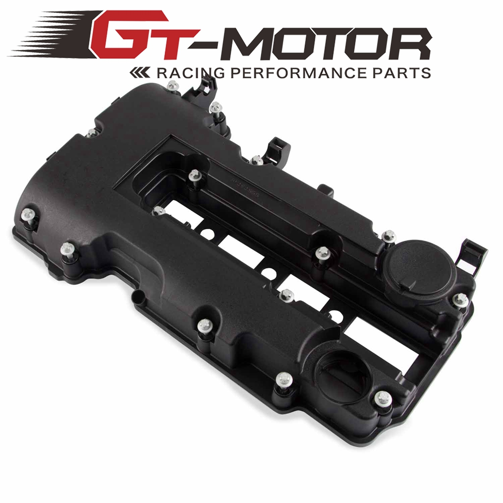 New Engine Bonnet Camshaft Rocker Valve Cover For GM Chevrolet Cruze 1.4L Sonic Encore ELR TRAX OEM 25198498 25198874 55573746