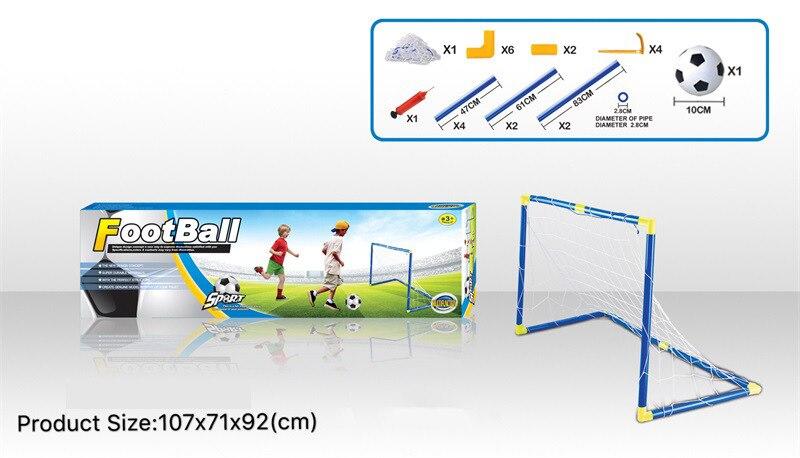 Sport Voetbal Speelgoed Kleine Binnen En Buiten Voetbal Deur Kinderen Sport Casual Speelgoed Kraam Speelgoed