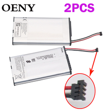 2pcsHigh quality 2210mAh for Sony PSV1000 Battery PSV1000 PSVITA1000 Built-in Li-Ion Lithium Batteries Power Supply SP65M Charge