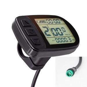 Image 5 - Ebike Display 24V 36V 48V KT LCD5 Display Electric Bike Kunteng KT Intelligent Control Panel Display for Electric Bicycle