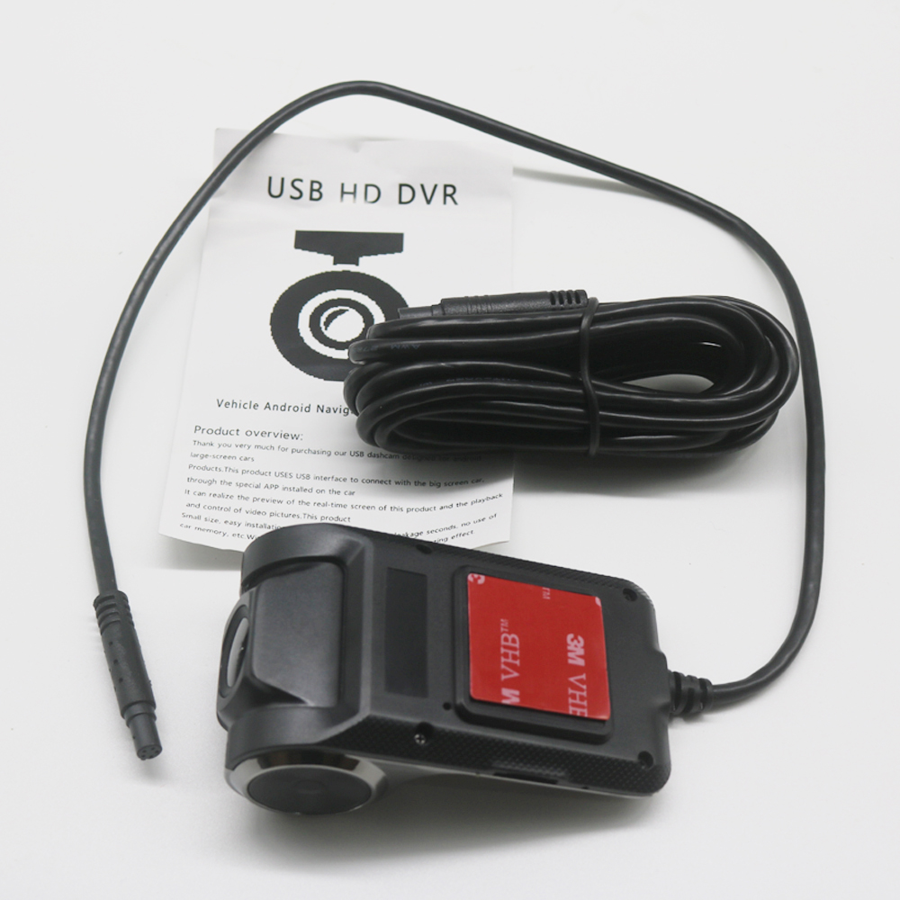 ADAS 1080P WIFI Dash DVR Dash Car Camera 5