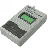 Устройство для тестирования частоты для двухстороннего радиоприемопередатчика GSM 50 МГц-2,4 ГГц GY560 счетчик частоты метр