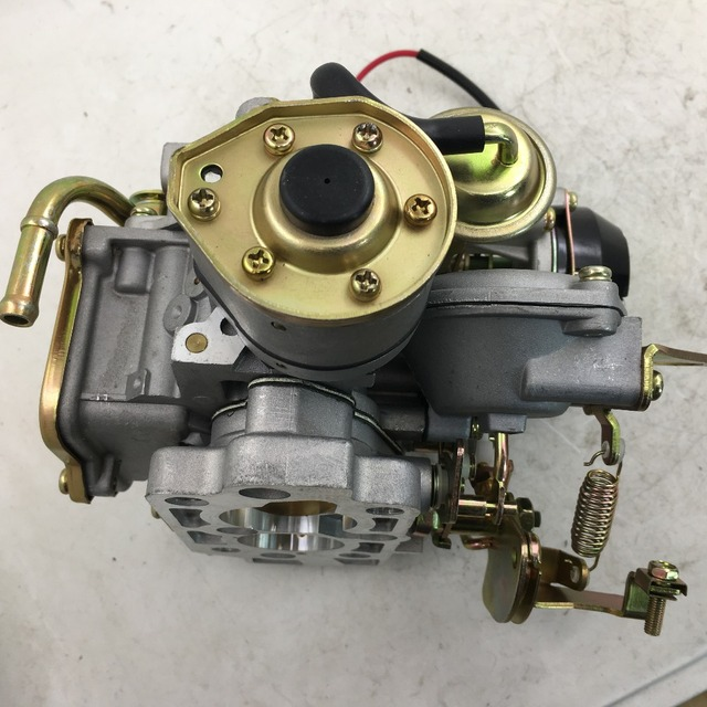 Carburateur SherryBerg z 24 carburateur carby carburateur pour Nissan 720 pick-up 2.4L Z24 moteur 1983-1986 16010-21G61 60 nouveau pour aisan