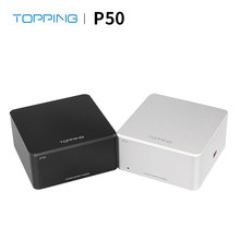TOPPING P50 Linear power supply HIFI Ultra-low Noise DC5V 15V LPS PSU for TOPPING D50 TOPPING D50s TOPPING DX3 Pro TOPPING D30