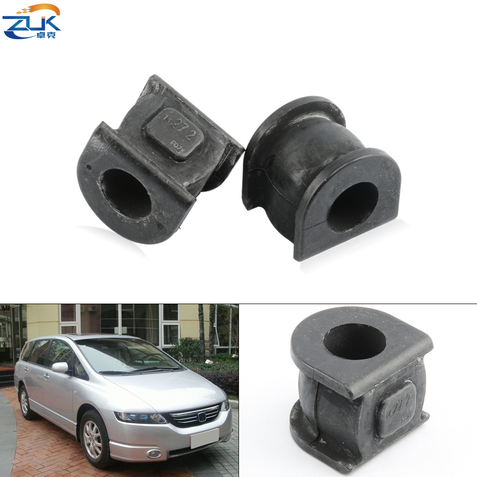 ZUK Front Stabilizer Link Ball Joint Holder Rubber Bush For Honda Odyssey RB1 RB3 2005-2014 Anti Sway Bar Bushing 51306-SED-004