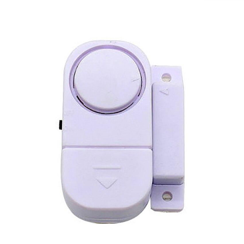 Wireless Home Sicherheit Einbrecher Alarm, Magnetische Sensor Tür Fenster Alarm, 80dB, selbst-adhesive Tür Alarm für Home Hotel