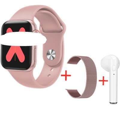 W58 Smart Watch Series 5 Men Women iwo 8 lite iwo 10 Heart Rate Monitor Call Message Reminder For Android Apple PK P68 a1 IWO 12
