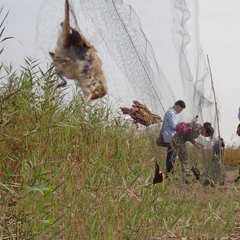 WCIC Anti Bird Catcher Netting Pond Net Fishing Net Traps Crops Fruit Tree Vegetables Flower Garden Mesh Protect Pest Control