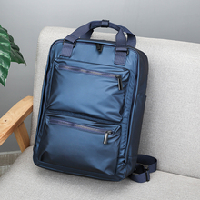 KEENPACK 2020 New Backpack Fashion Nice Material Bag Waterproof Nylon Male female Casual