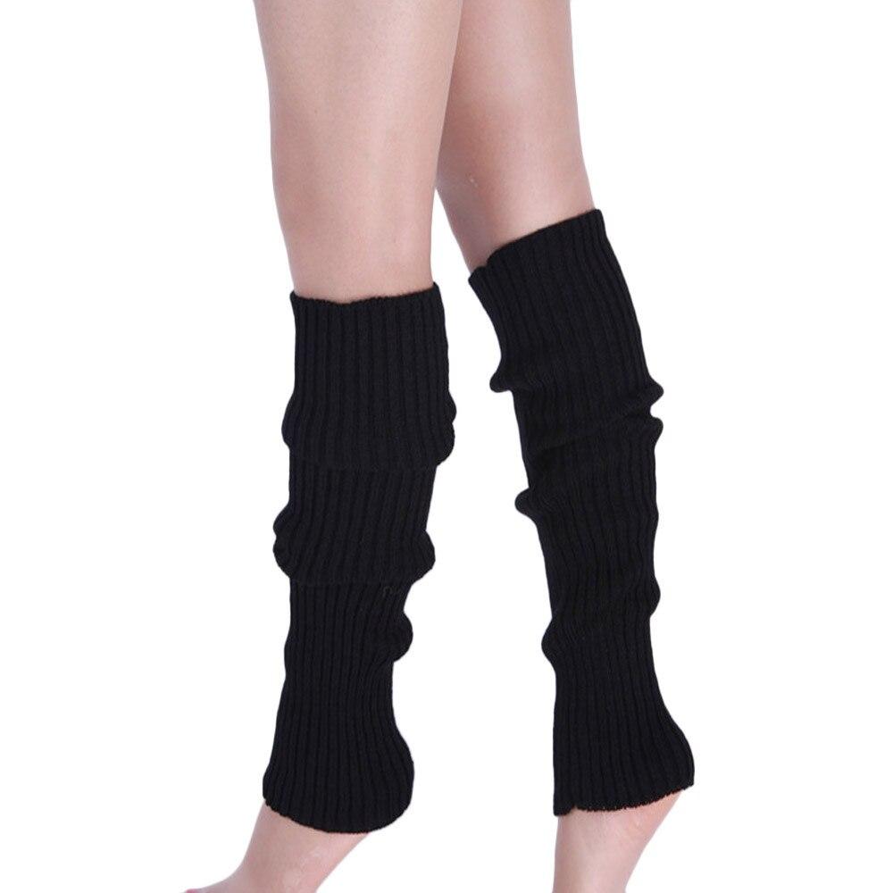 Высококачественный продукт 2020 чулки женские манжеты для сапог теплые вязаные ноги в наличии оптовая продажа Прямая поставка Harajuku носки