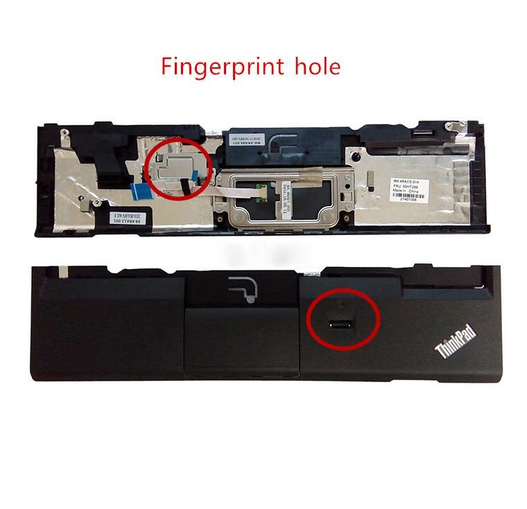 New/Orig  For Lenovo ThinkPad X230 X230I Panel Palmrest Cover / With Fingerprint Hole Touchpad  Without Fingerprint FRU 00HT288