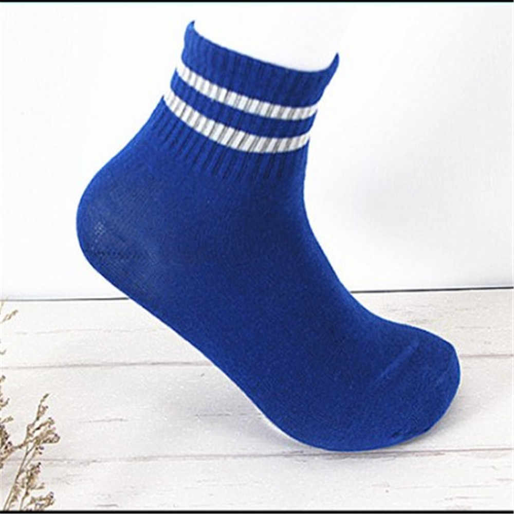 2019 Hot Sale 1pair 100% Cotton Socks Casual Sports Women Socks Men Socks Wholesale Couples Socks Sport Sock High Quality