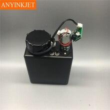 500 мл УФ-бак с жидким датчиком с электродвигатель для перемешивания жидкостей с фильтром для УФ-принтера белые чернила чернильница УФ-наливная цистерна 2 разъема