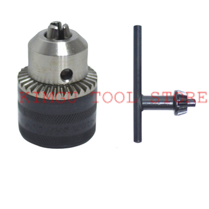 2-13mm 1/2-20UNF Key Drill Chuck SDS-Plus For BOSCH 26 GBH2-26E GBH2-26RE GBH2-26DE GBH2-26DRE  GBH2400 GBH2-24  GBH2-26DBR