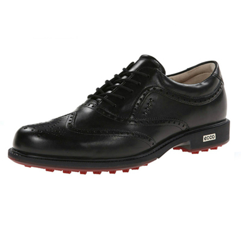 Ecco Men Leather Shoes Classic Brand Men Casual Shoes Waterproof Genuine Cow Leather Casual Balck Shoes 10028