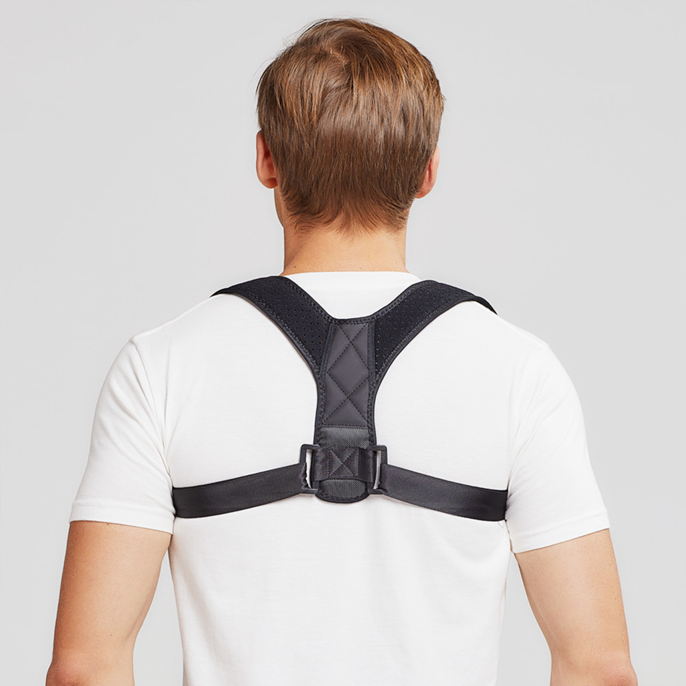Brace Support Belt Back Posture Corrector Brace Shoulder Lumbar Posture Correction Spine Corrector Back Shoulder Pain Support