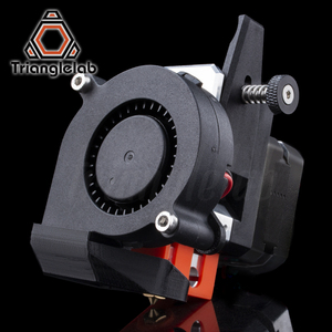 Image 2 - Trianglelab AL BMG Air 냉각 된 다이렉트 드라이브 압출기 Creality 3D Ender 3/CR 10 시리즈 3D 프린터 용 hotend BMG 업그레이드 키트