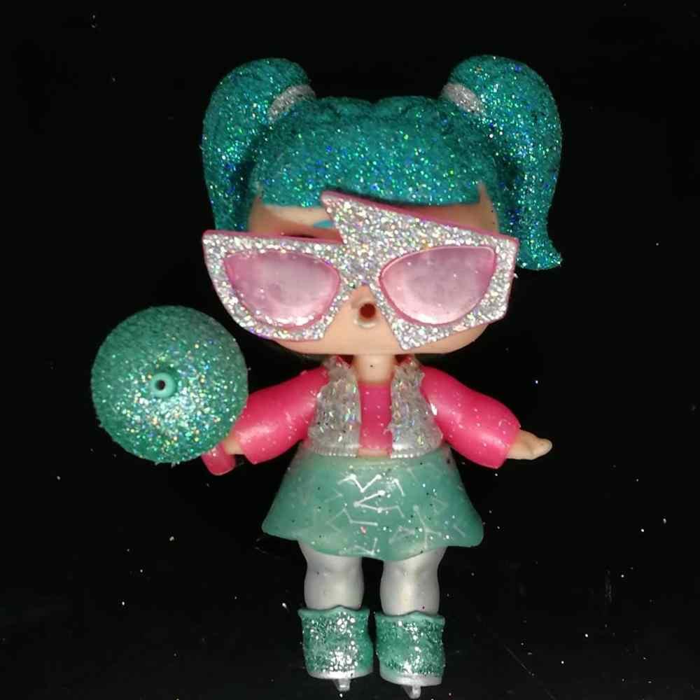 الأصلي LOLs دمى مجموعة دمى نادرة جدا مع الملابس والاكسسوارات سلسلة أضواء بريق L.O.L مفاجأة لعبة الفتيات هدية عيد ميلاد