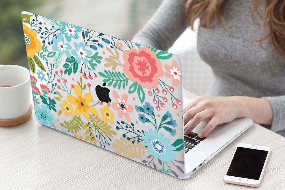 Floral Case for MacBook 159