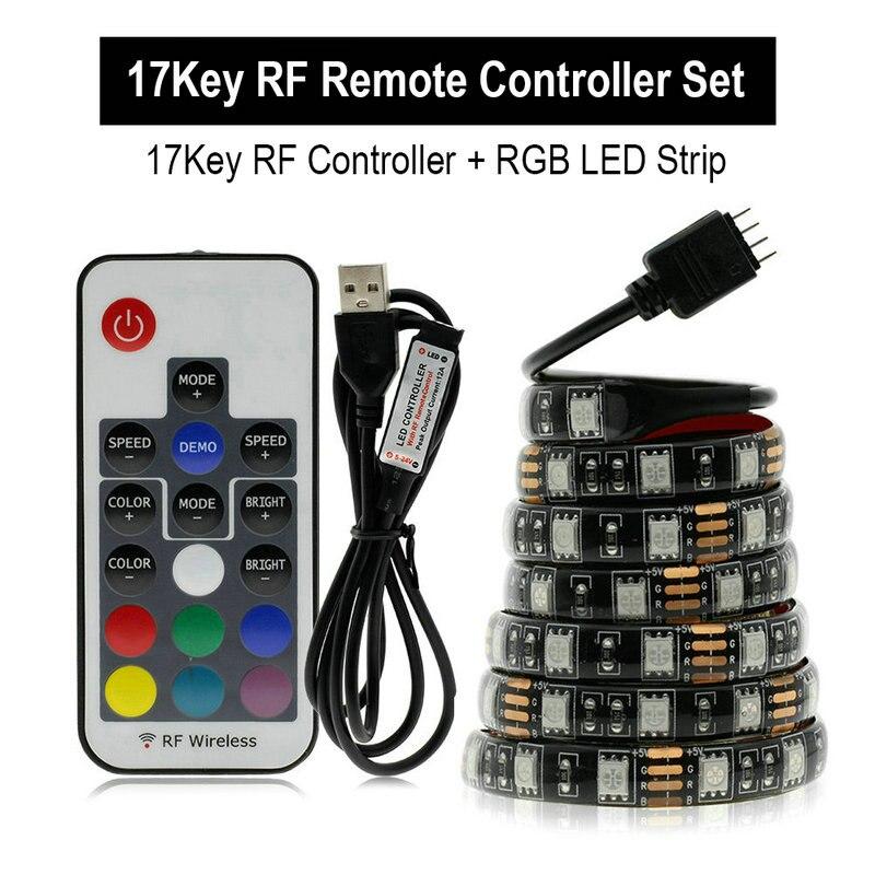 RF 17Keys Controller