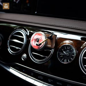 Image 2 - Original Youpin Sothing TITA Turntable Phonograph Car Fragrance Car Air Freshener with 3pcs Replace Aromatherapy Tablets