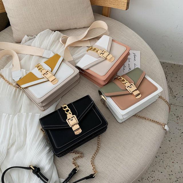 2020 Travel Handbag Fashion Simple Shoulder Messenger Bag
