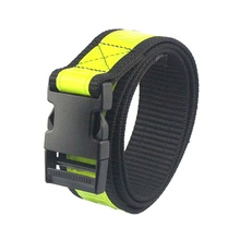 Reflective Glow Belt Safety Gear Marathon Military Surface Area Wristband For Running Cycling Walking