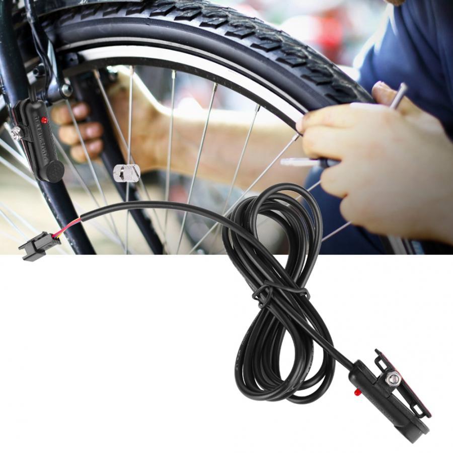 Electric Bike External Speed Sensor for Ebike Scooter Controller+Magnetic Sensor