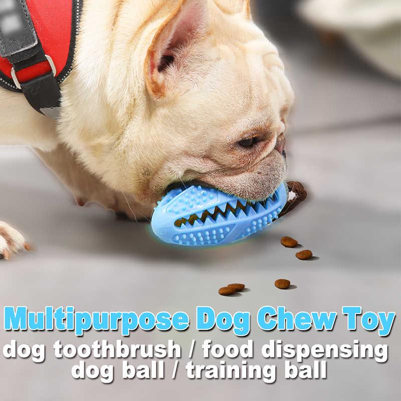 สุนัขของเล่นสุนัข Chew ของเล่นสุนัขแปรงสีฟัน Pet Molar ฟันทำความสะอาดแปรง Stick Doggy Puppy ทันตกรรมสุนัขสัตว์เลี้ยงอุปกรณ์ dropship