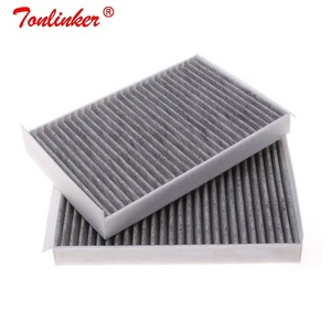 Image 4 - Cabin Filter A2218300038 2 Pcs For Mercedes Benz S CLASS W221 S 250 280 300 320 350 400 450 500 600 S63 S65 AMG 2006 2013 Model
