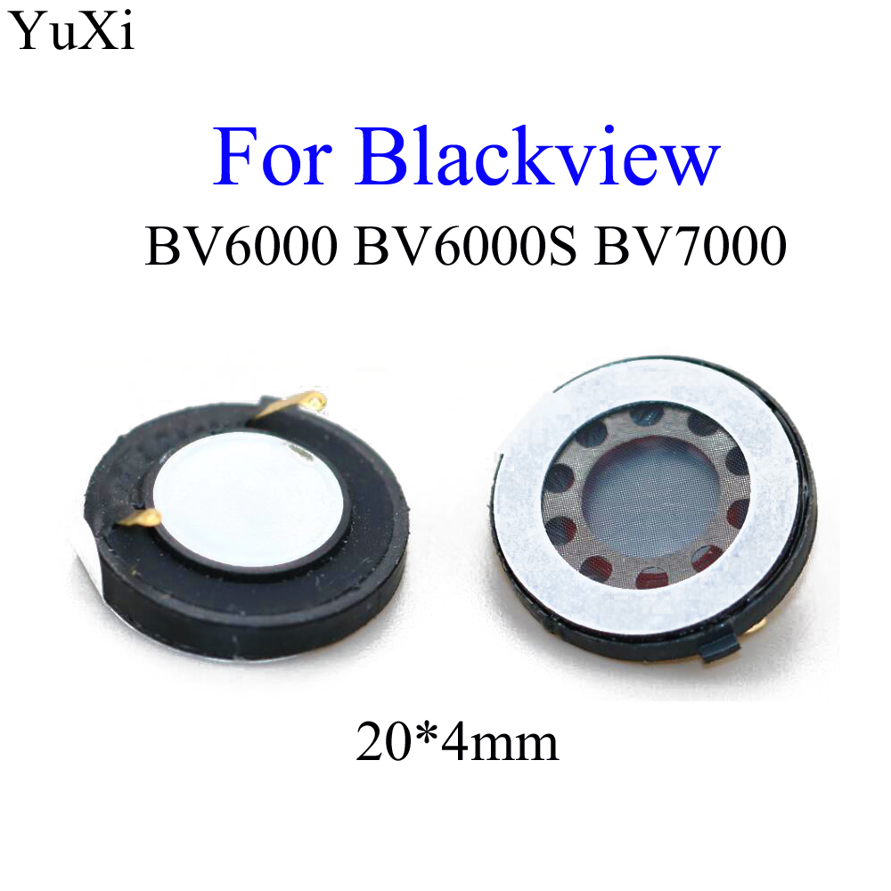 YuXi New Buzzer Loud Music Speaker For Blackview BV6000 BV6000S BV 6000 S BV7000 BV7000 Pro Cell Phone