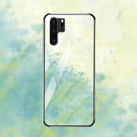 silicone case Tempered Glass Case For Huawei mate 10 20 lite Cases Space Silicone Covers for Huawei mate 20X 20 P30 pro back cover (4)