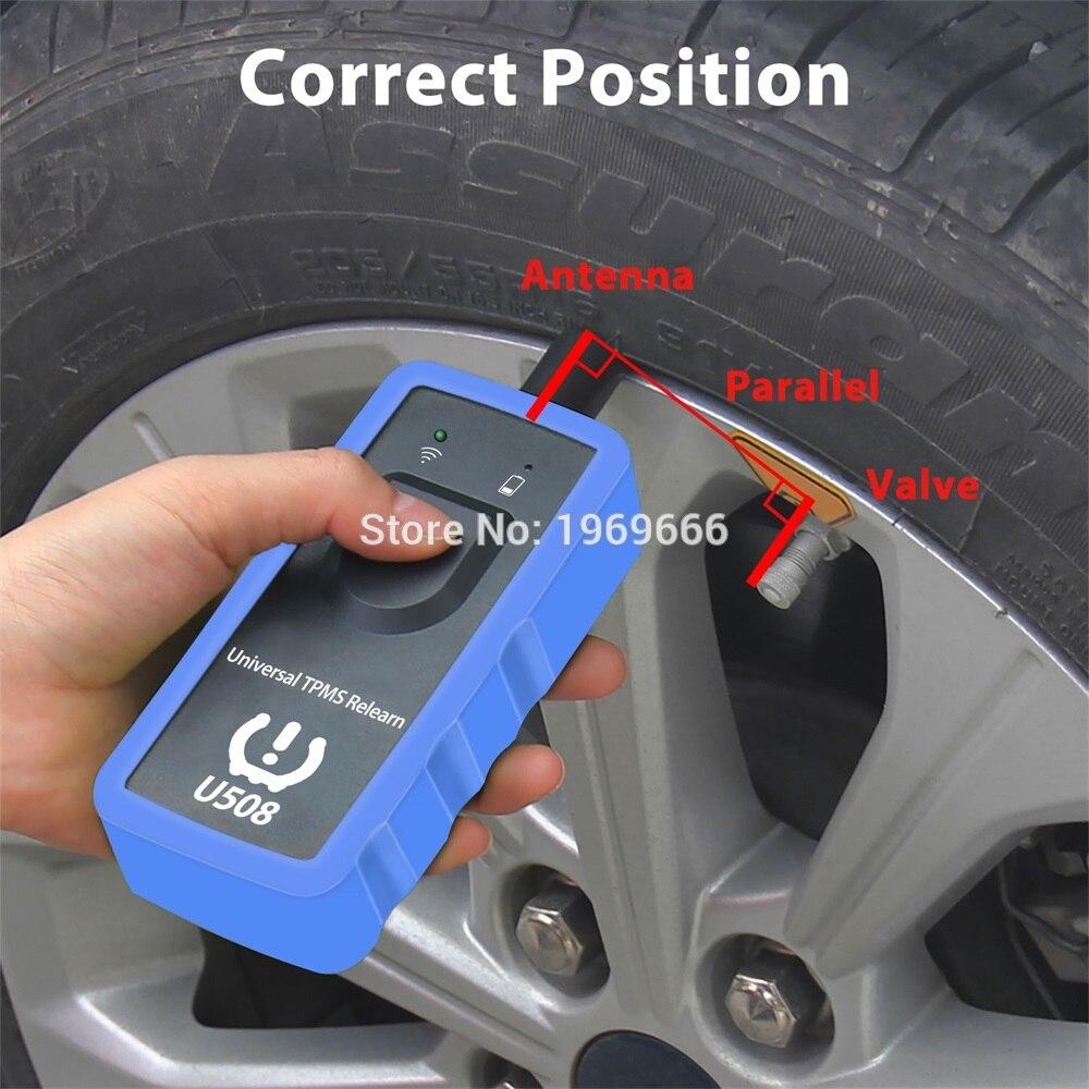 4x TPMS presión neumáticos sensores metal válvula negro para Porsche Panamera