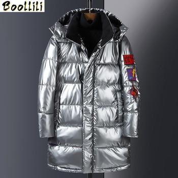 Autumn Winter Loose Baggy Coat Camouflage Men Casual Jacket Warm Windbreaker OUTWEAR Parka Male Clothing 5XL