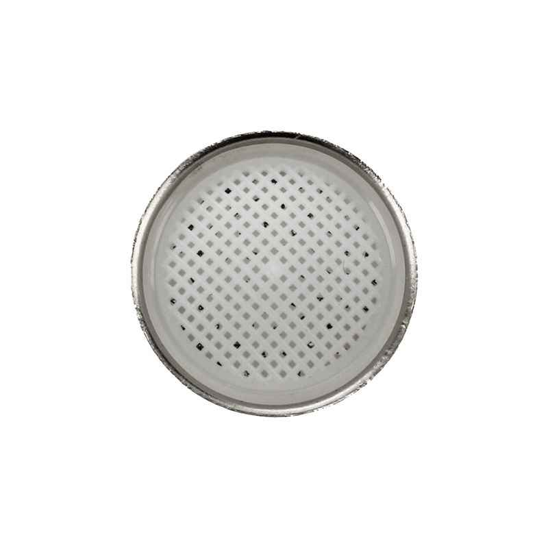 Css Cucina/Bagno Rubinetto Spruzzatore Filtro Filtro Del Rubinetto --- Bianco E Argento