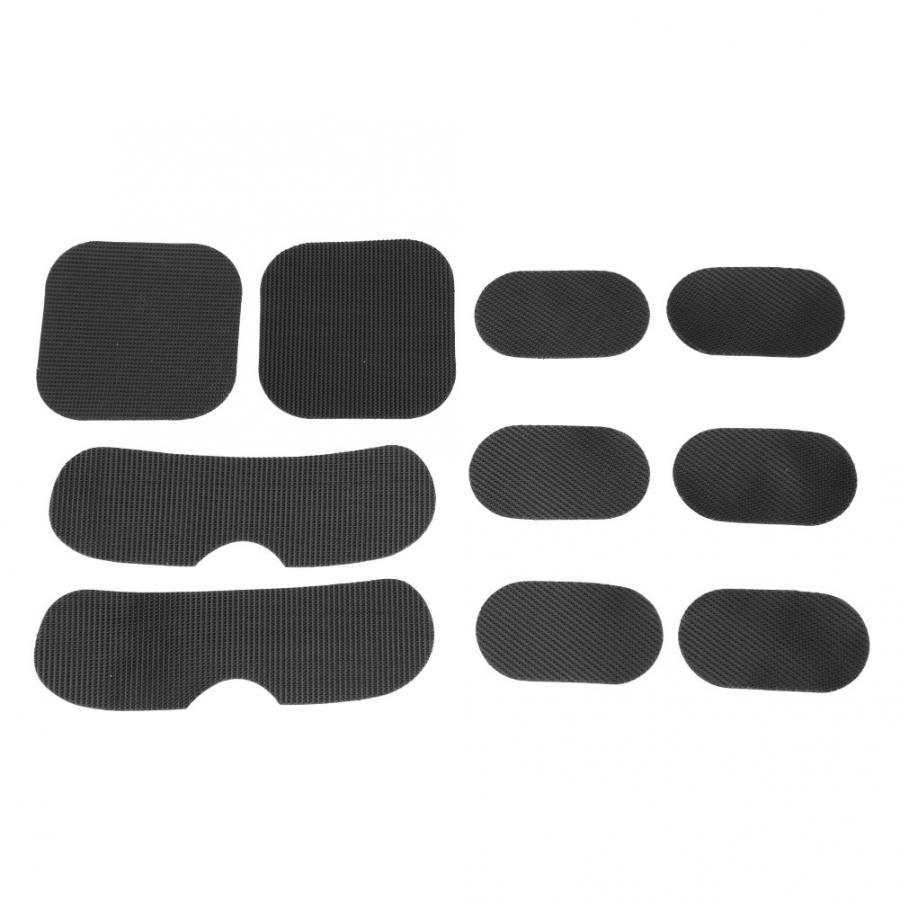 DIY Protective Pads Cushion Set Memory Foam for Tactical Military Helmet