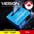 VEISON Alloy Motorcycle Lock Bicycle Theft Pretection Brake Moto Lock Motorbike Lock Waterproof Disc Locks