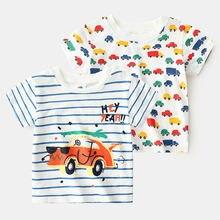 2021 Летняя Повседневная Новая одежда для маленькой девочки