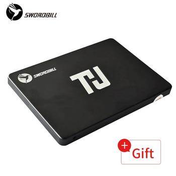 цена на THU SSD Internal Solid State Drive 120GB 240GB 480GB 960G 2.5 inch SATA 3 Hard Disk NGFF SSD For laptop hard disk Desktop 3DTLC
